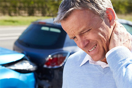 Motor Vehicle Accident Injuries Banner